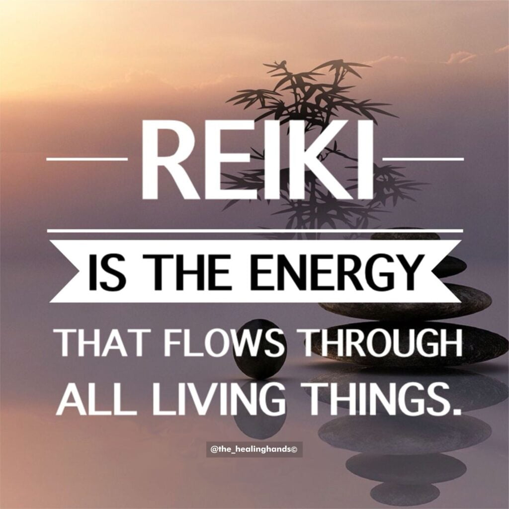 Reiki is a divine power