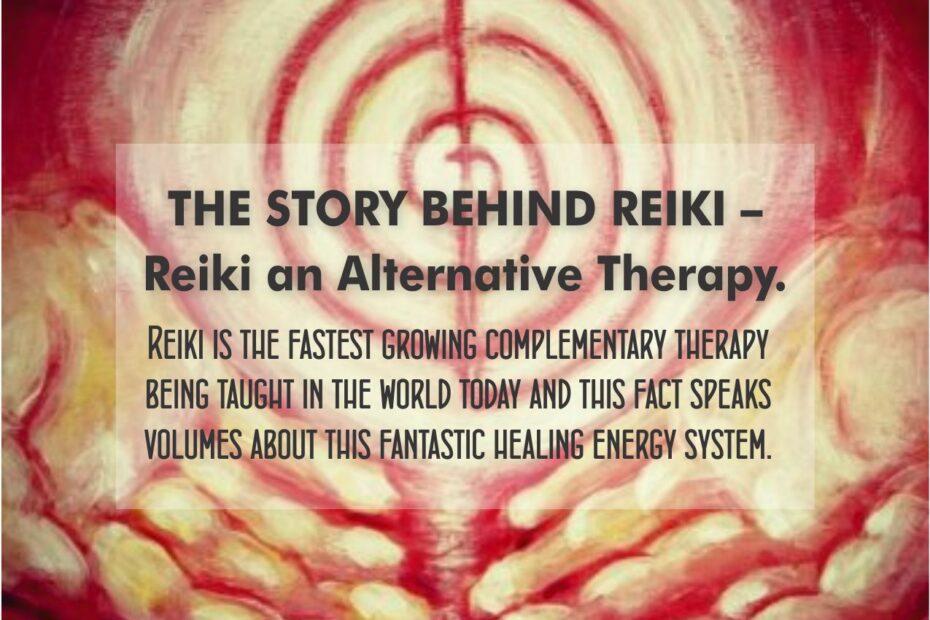 story of reiki